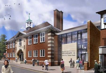 Hitchin Town Hall and Museum (North Hertfordshire District Council)