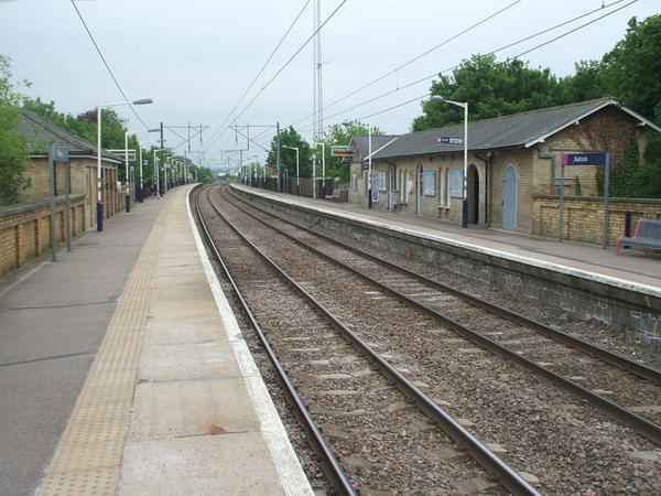 Baldock Train Station