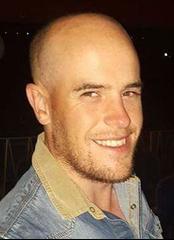 Sean Prendergast May 2018